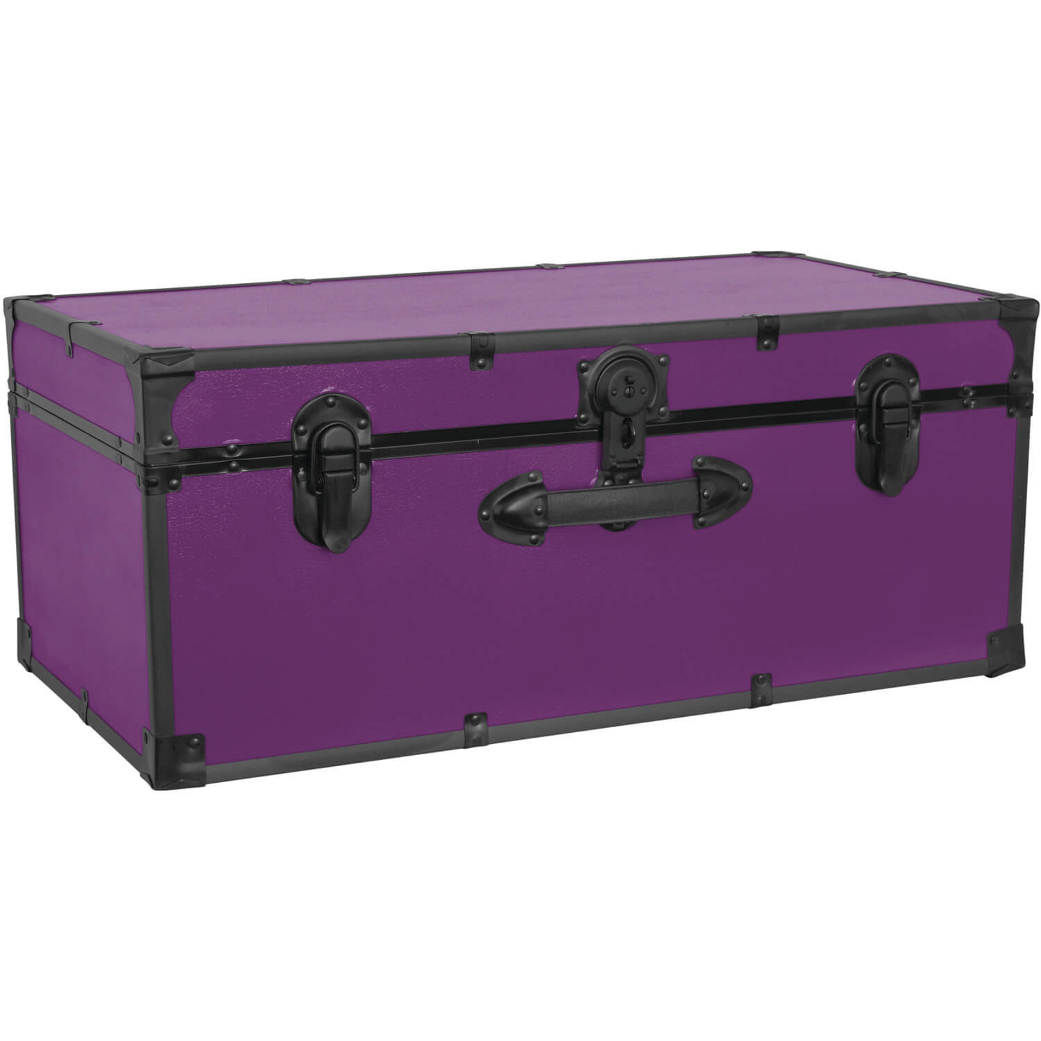 Large Luggage II Trunk - Purple