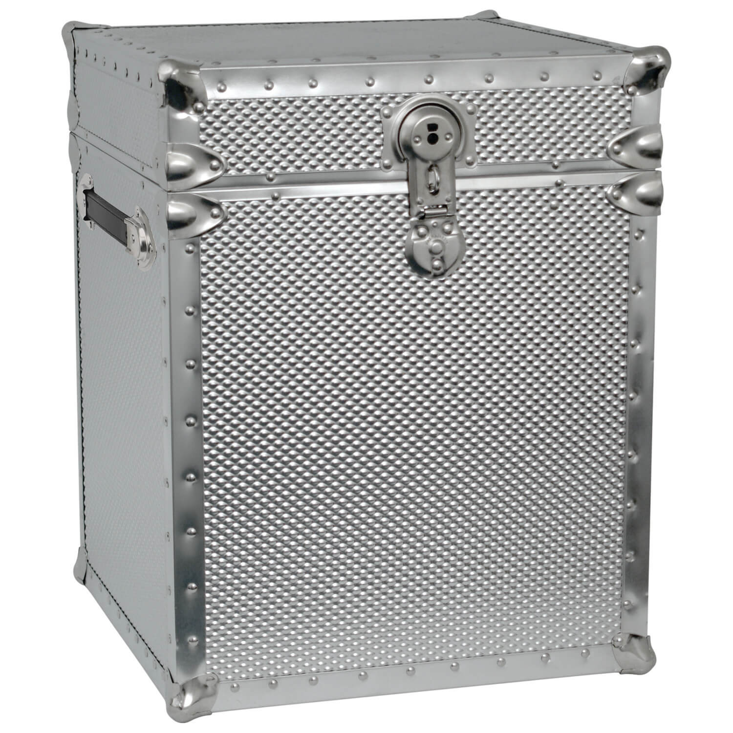 Cube Embossed Trunk