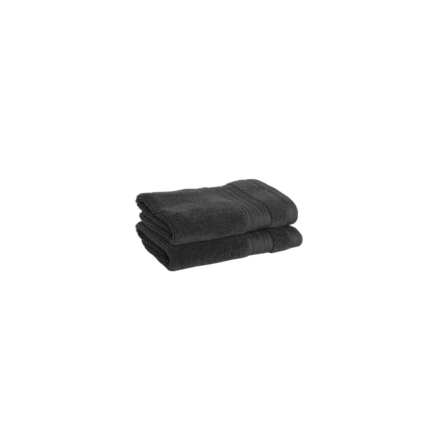 Luxe Washcloth - Charcoal