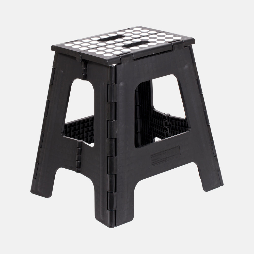 Groovy Tall Folding Step Stool Black Ocoug Best Dining Table And Chair Ideas Images Ocougorg