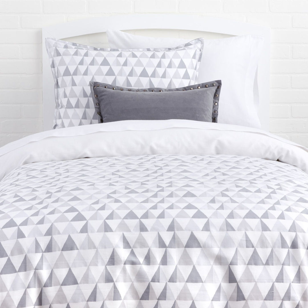 by grey ziya duvet watercolor ombre cover dark blue products