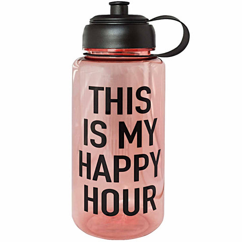 Happy Hour Sports Bottle