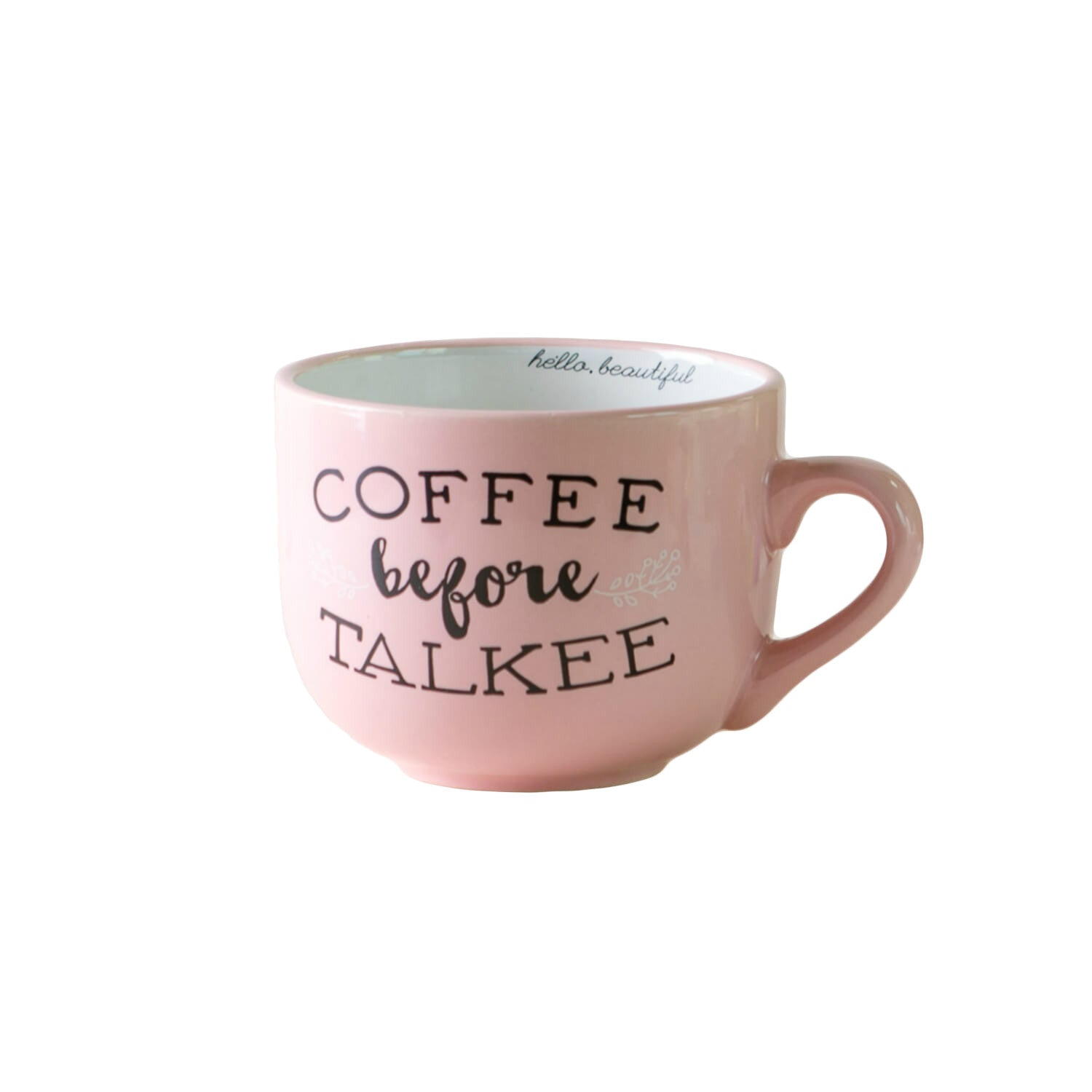 Coffee Before Talkee Mug