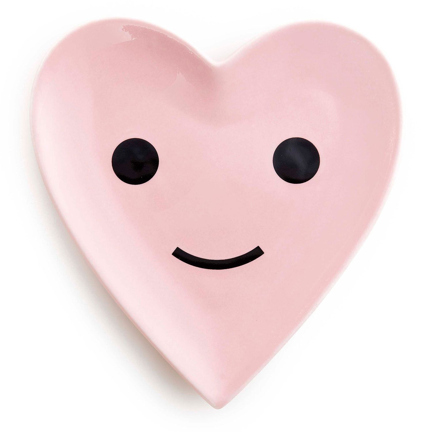Happy Heart Porcelain Dish