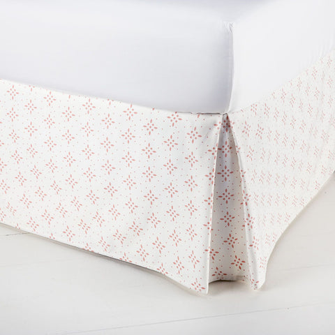 Star Dot Bed Skirt