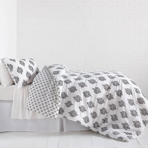 Madison Medallion Comforter and Sham Set