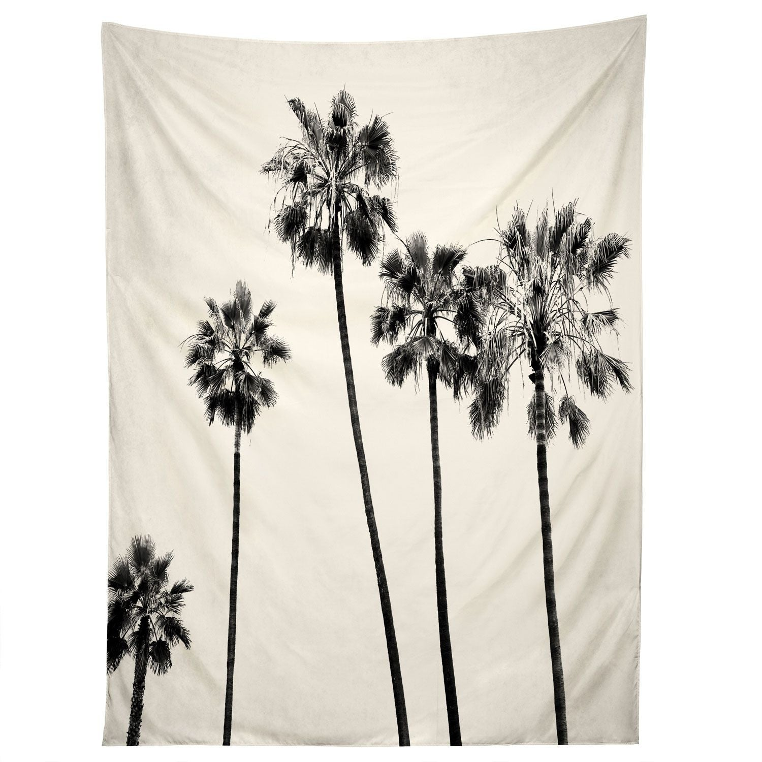 five palms tapestry | wall