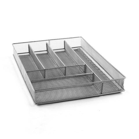 Mesh Cutlery Tray - Large