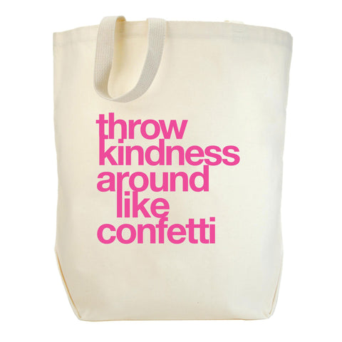Throw Kindness Tote