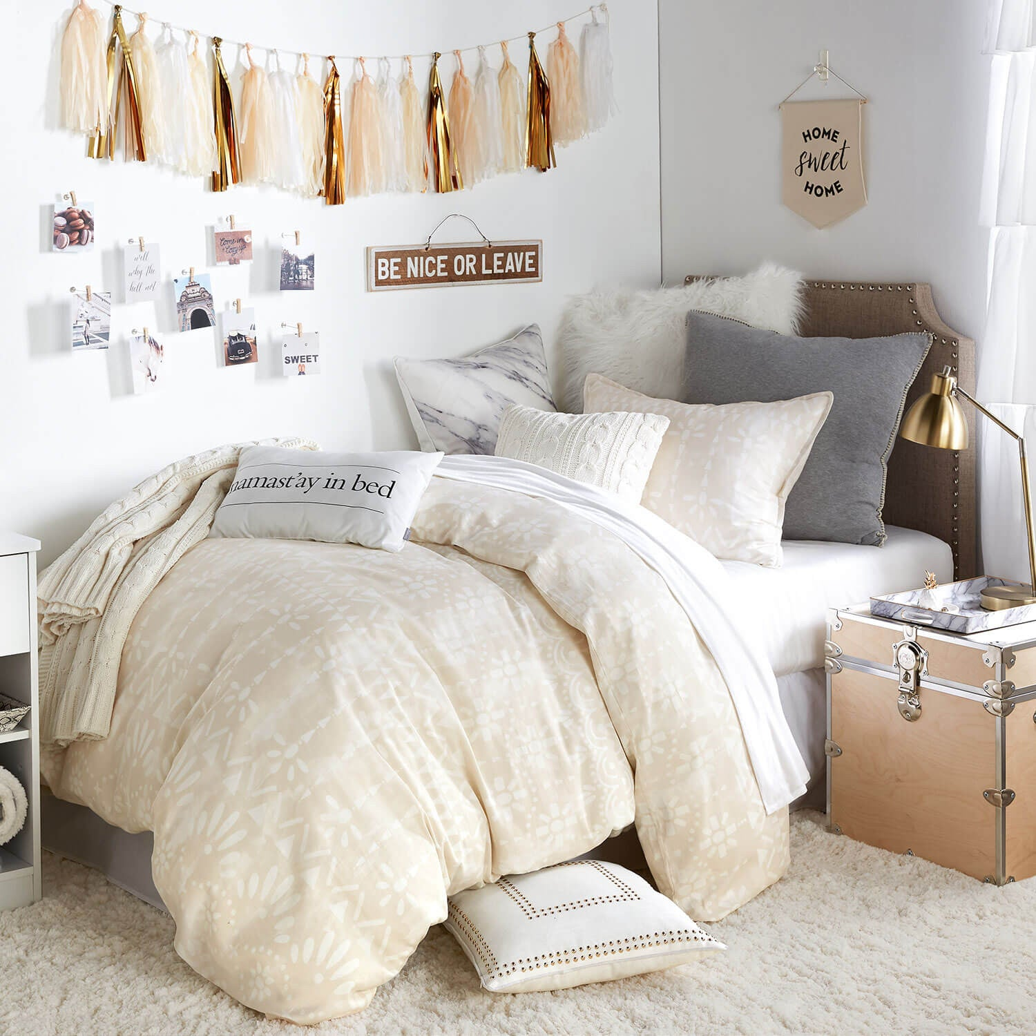 Sandstorm Duvet Cover and Sham Set - Twin