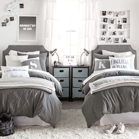Soft Wash Duvet Cover and Sham Set