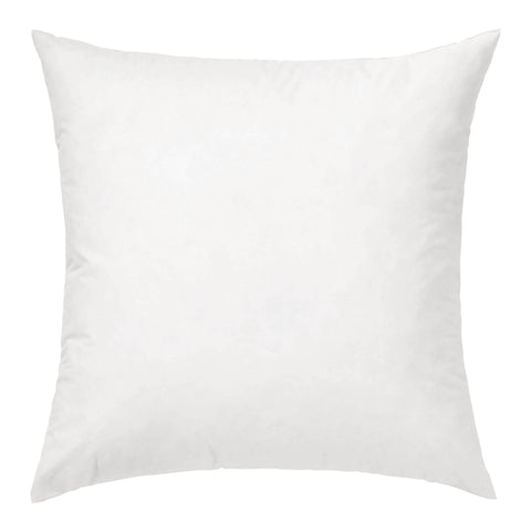 Hypoallergenic Down Alternative Euro Pillow Insert