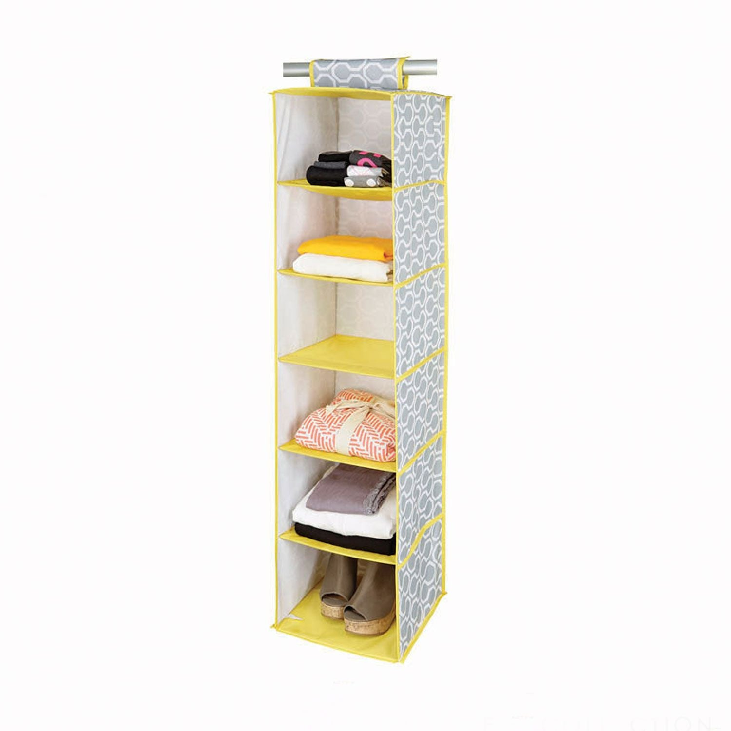 6 Shelf Sweater Organizer