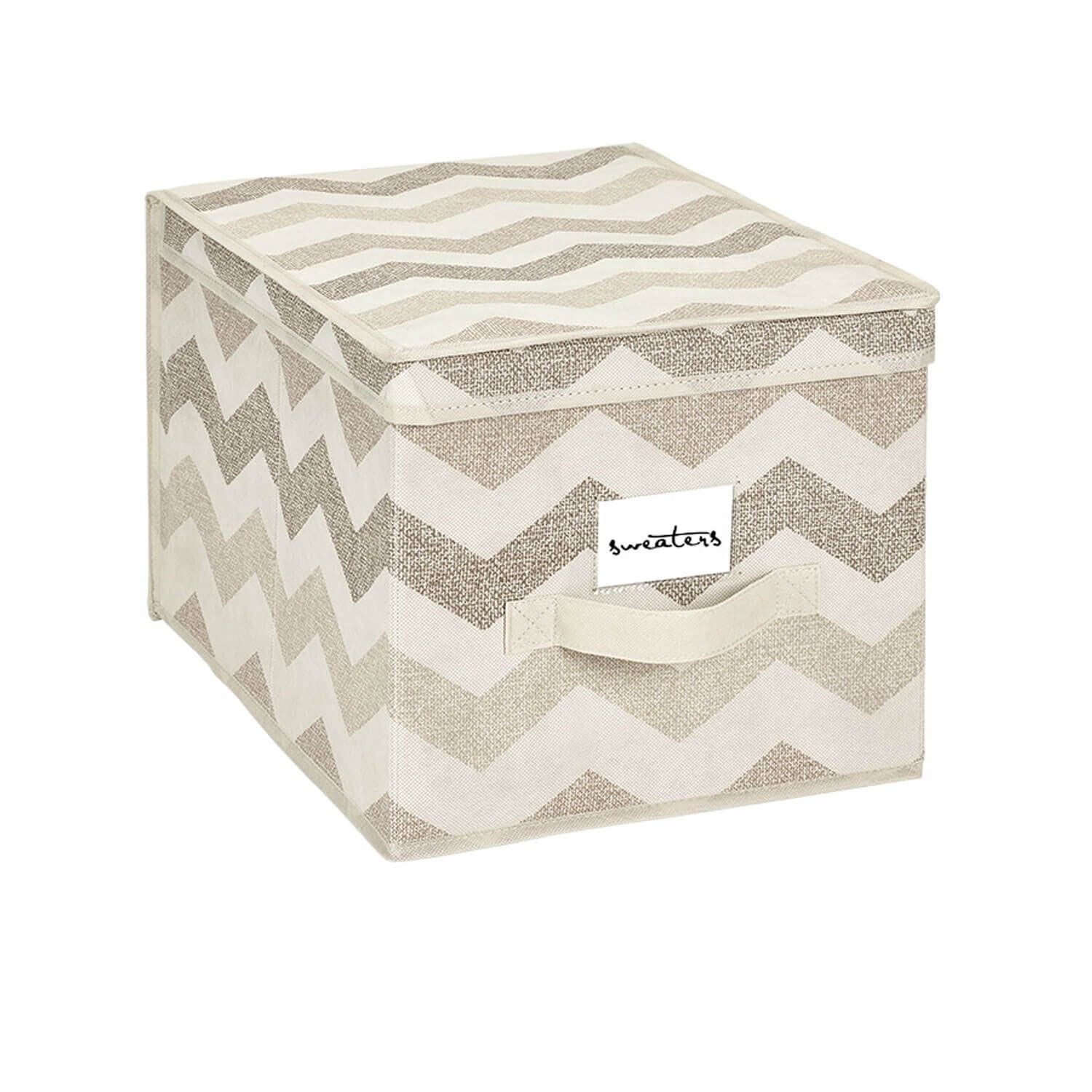 Storage Box - Large - Beige