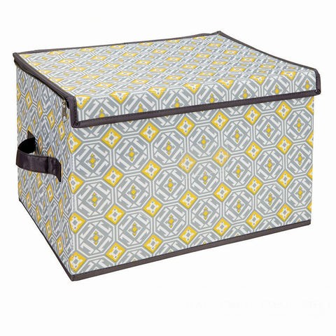 Zippered Storage Box - Large