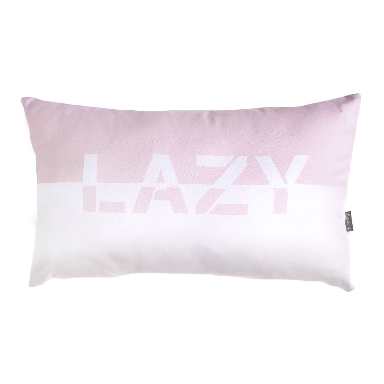 Lazy Color Block Pillow