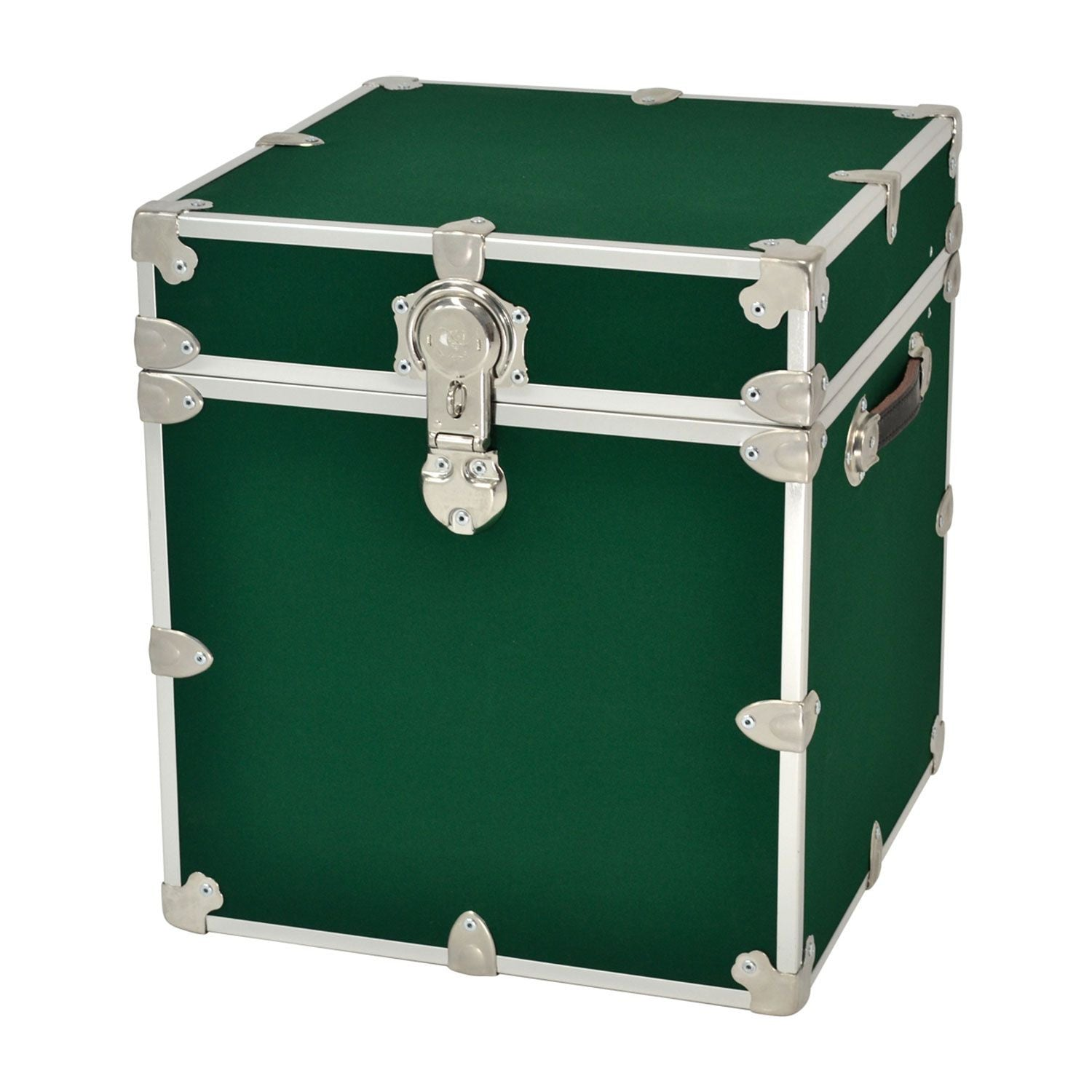 Cube Trunk - Forest Green