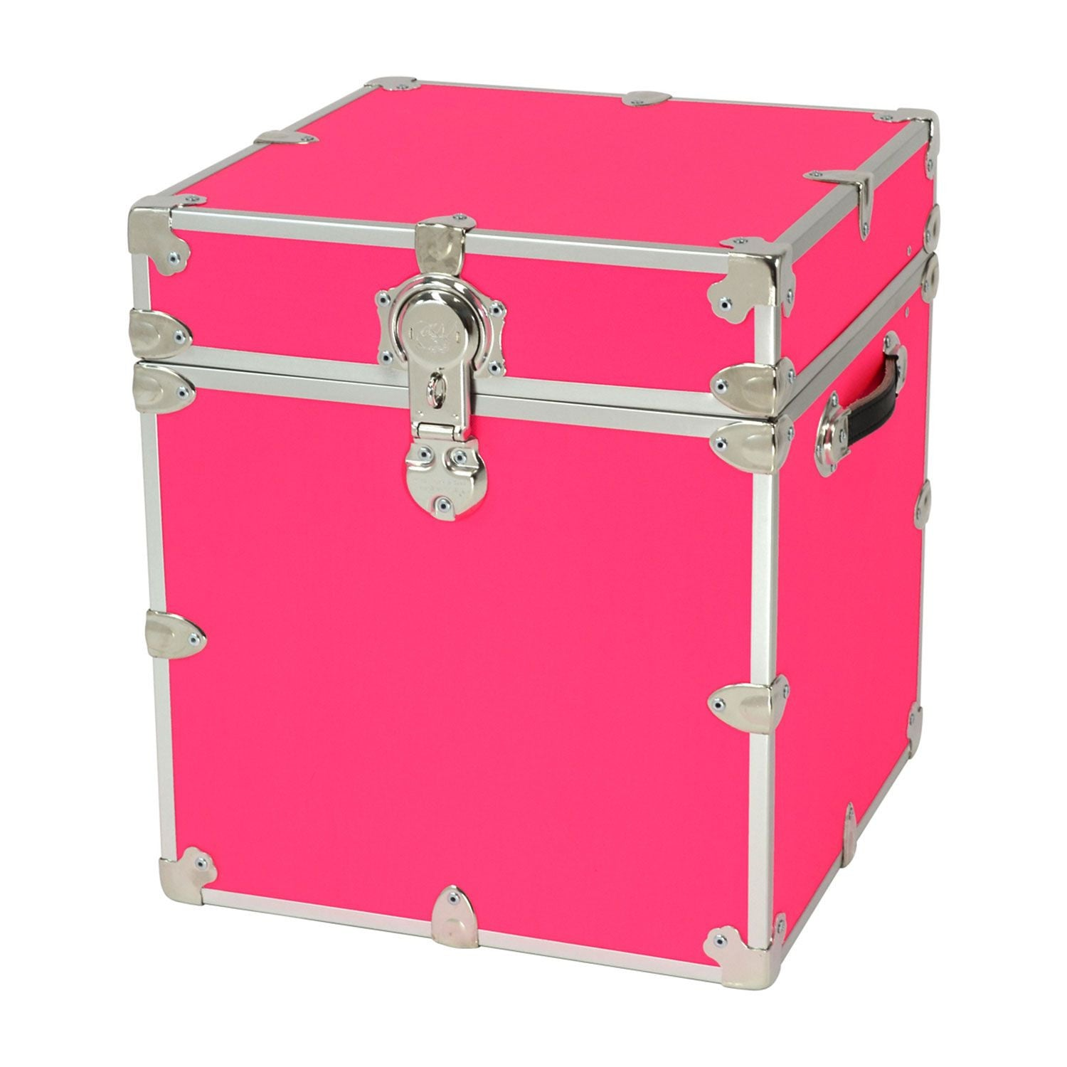 Cube Trunk - Neon Pink