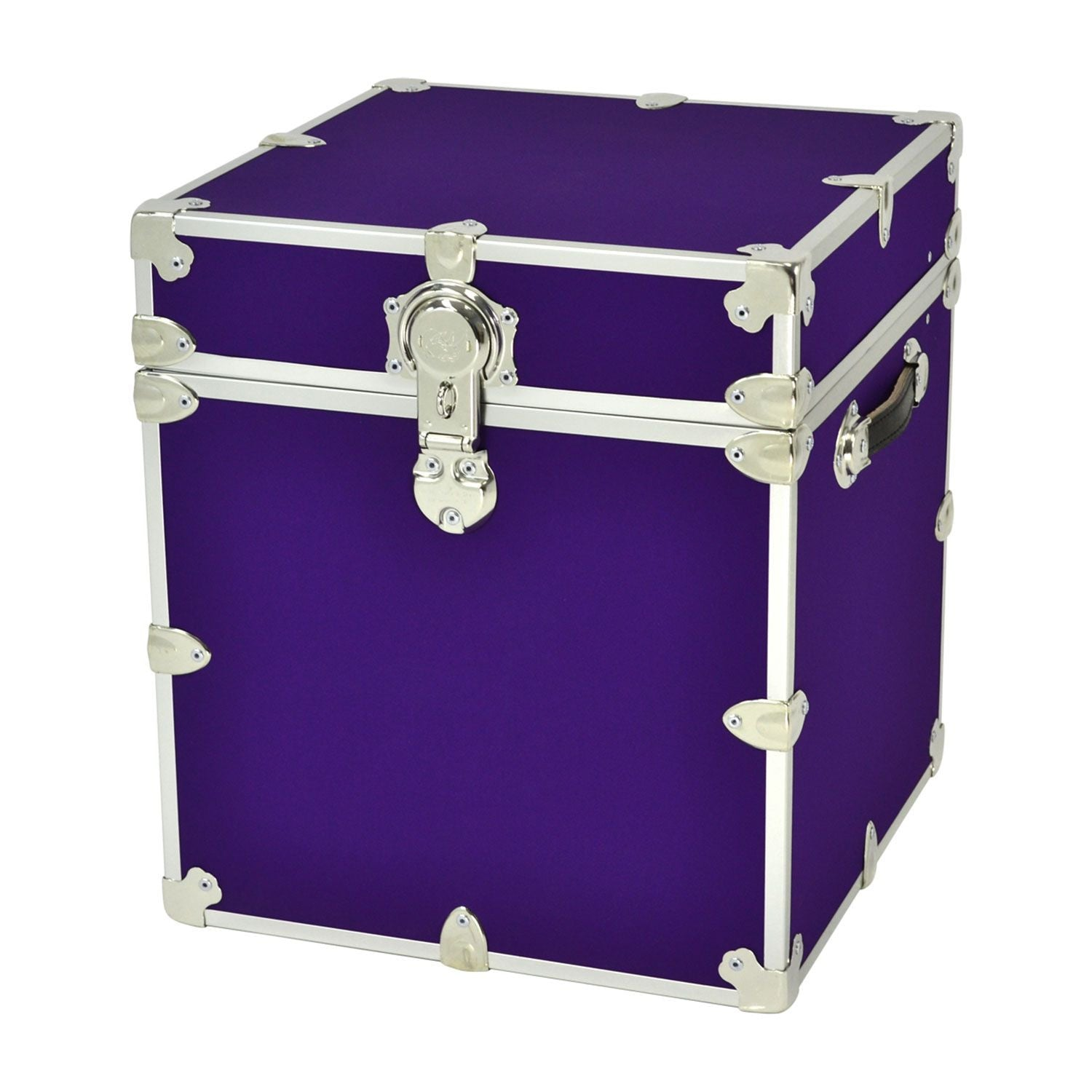 Cube Trunk - Purple