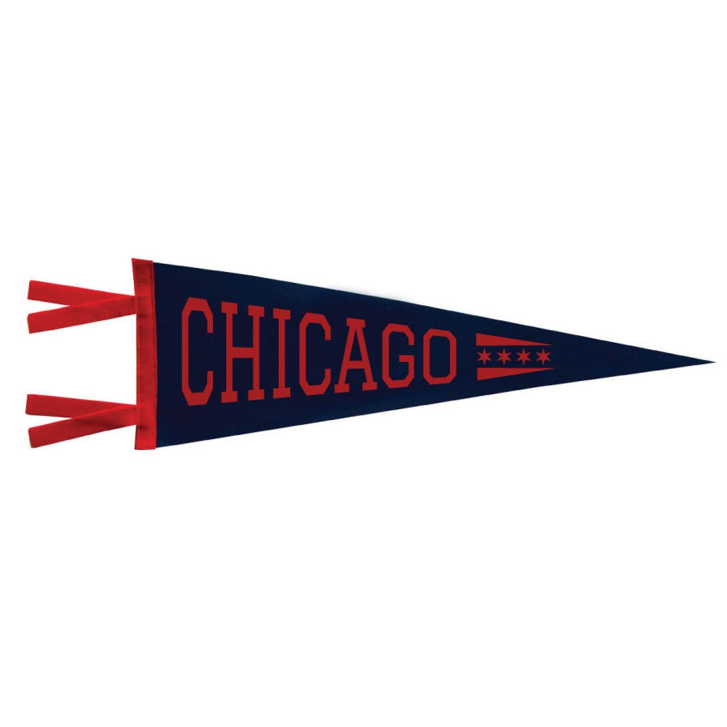 Chicago Pennant