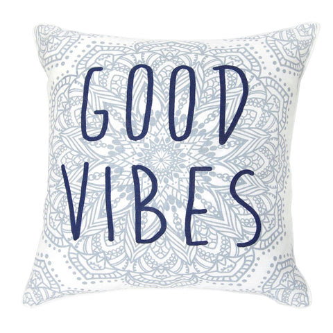 Good Vibes Dreamcatcher Pillow