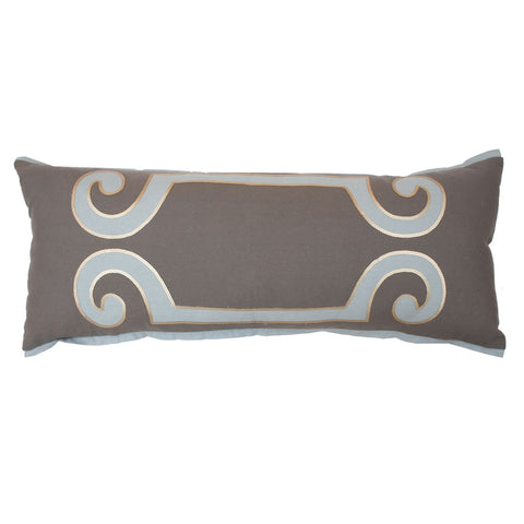 Harlow Scroll Pillow