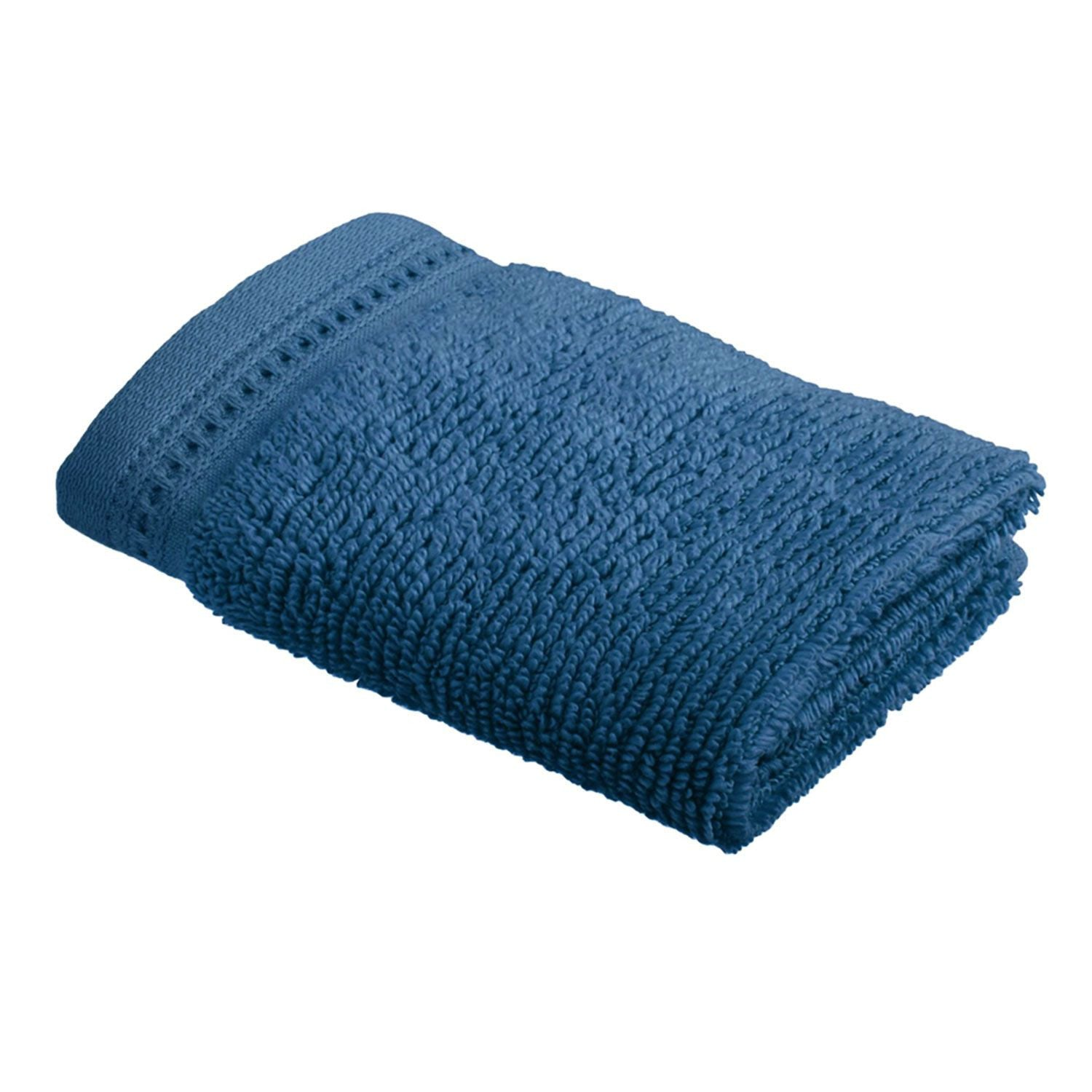 Crowning Touch Wash Cloth - Aqua