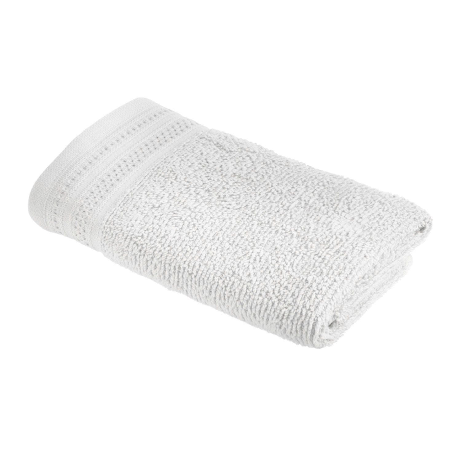 Crowning Touch Hand Towel - White