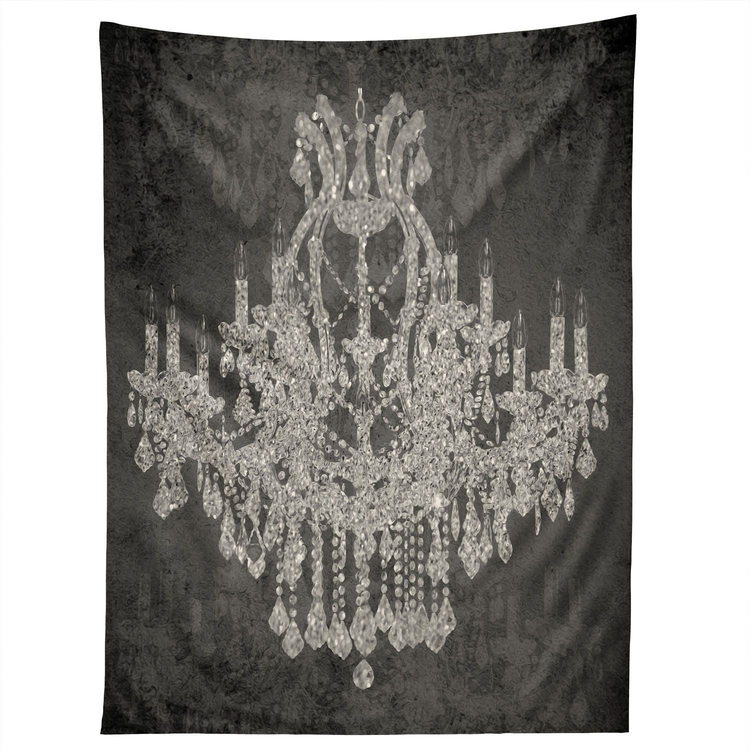 chandelier tapestry | wall