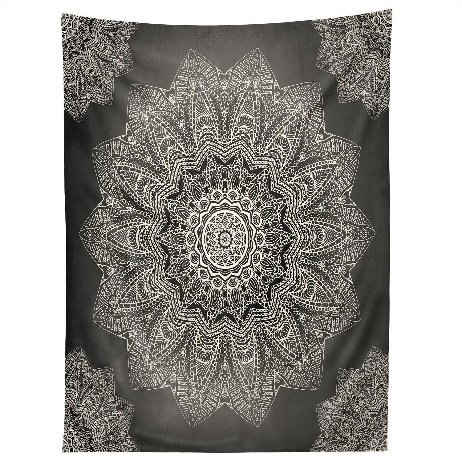 serendipity black tapestry | wall