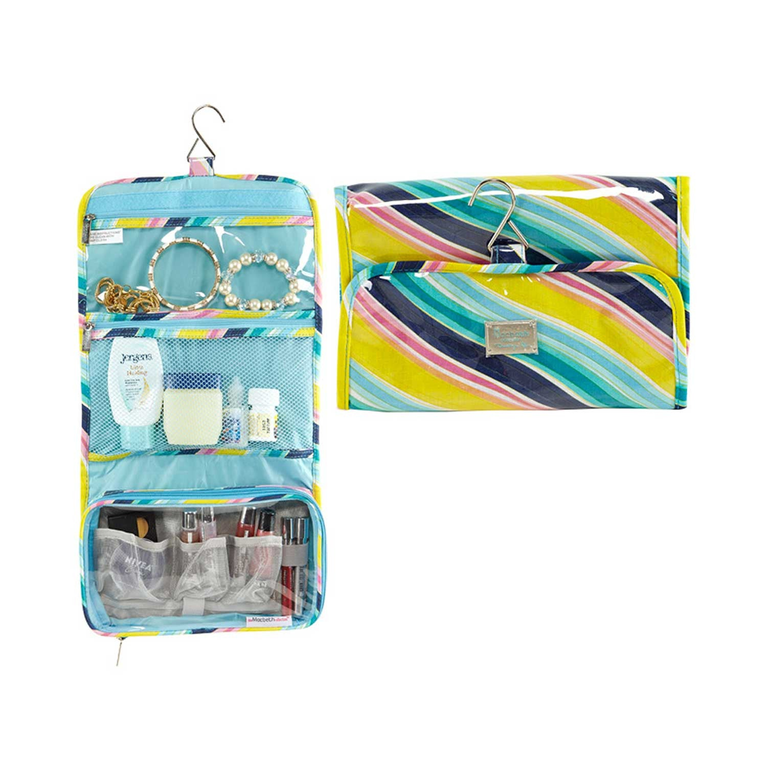 Travel Hanging Organizer - Pink