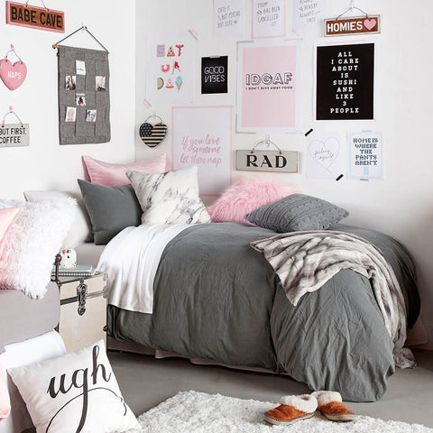 Cute Pillows - College Bedding - Cute Decorative Pillows | Dormify