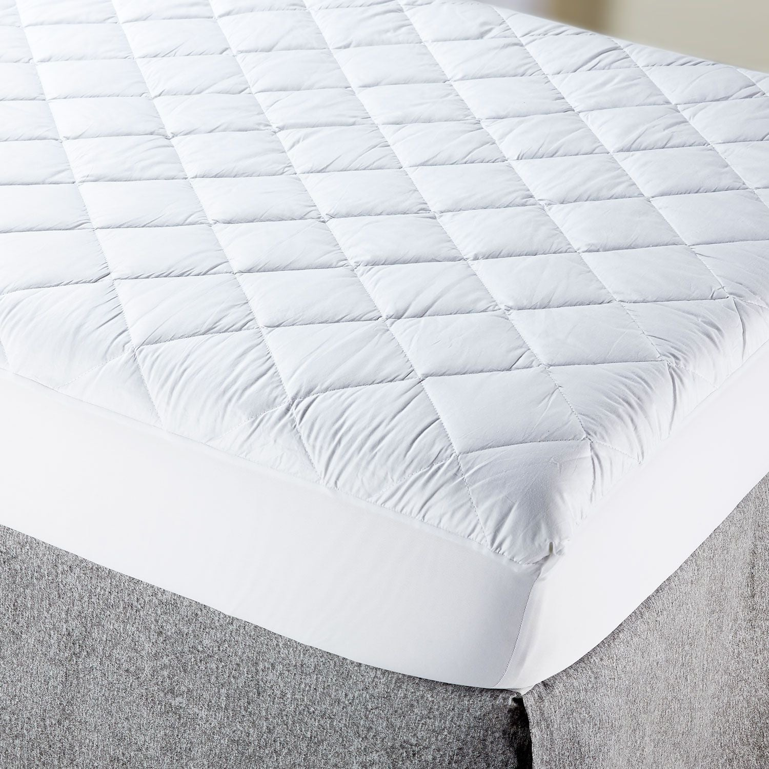 basic waterproof mattress pad twin xl