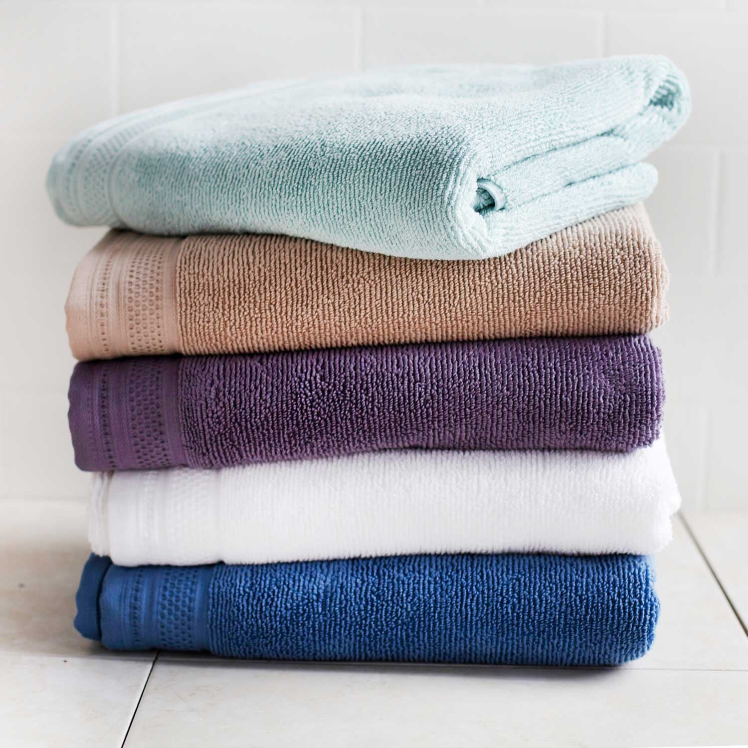 Value Pack - Everything You Need Towel Set - Denim