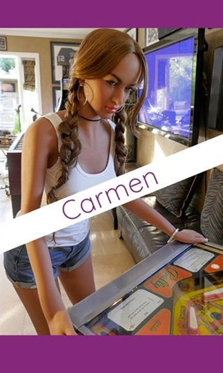 Pipedream Extreme Toyz Ultimate Fantasy Dolls - Carmen (IN STORE PURCHASE ONLY)