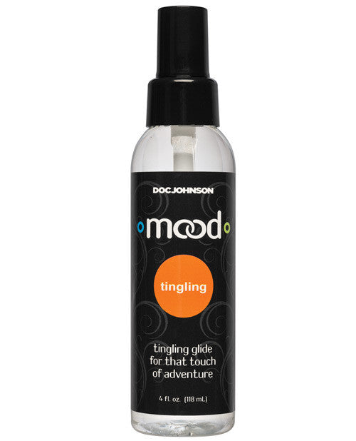 Doc Johnson Mood Lube - Tingling 4oz.