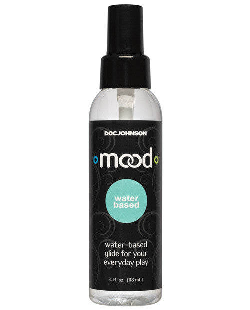 Mood Lube Water Based - 4 oz OUT OF STOCK