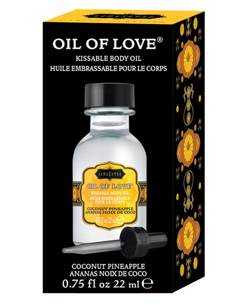Kama Sutra Oil of Love - Coconut Pineapple