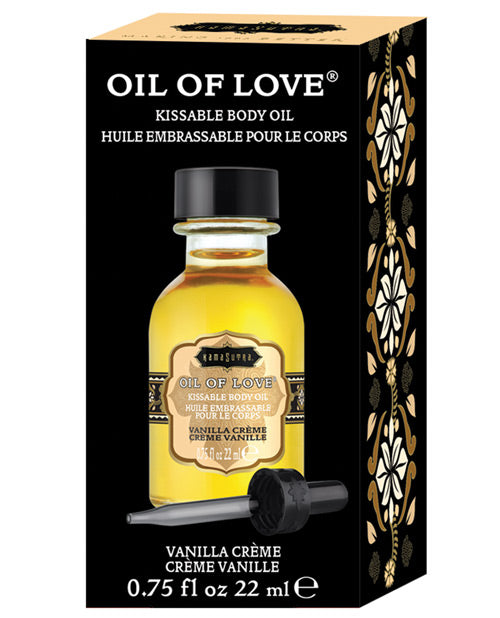 Kama Sutra Oil of Love - Vanilla Creme