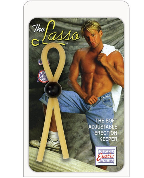The Lasso Erection Keeper (Soft, Adjustable)