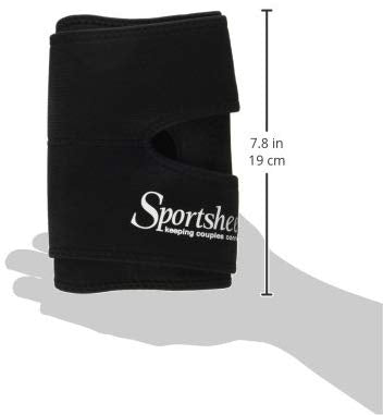 Sportsheets Thigh Harness - Measurements