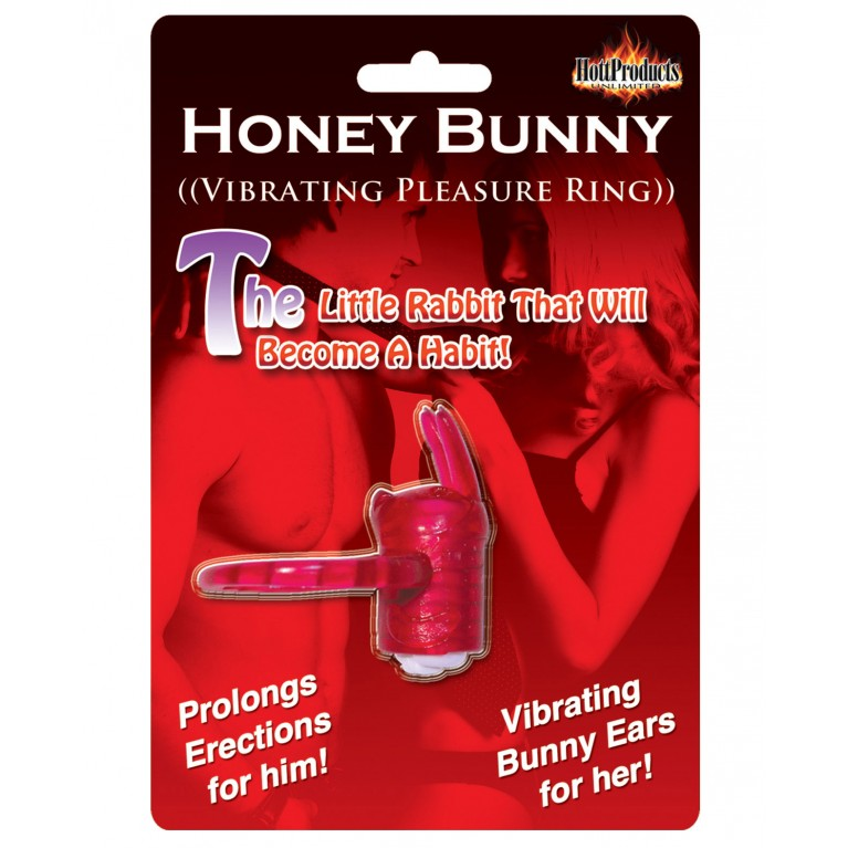 Horny Honey Bunny from Hott Products Unlimited