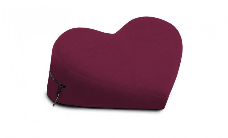 HEART WEDGE MERLOT