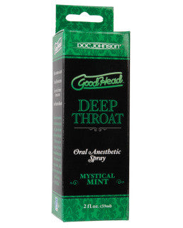 Good Head Throat Spray - Mint