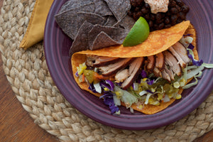 Spiced Up Chicken Taco Recipe.  Use it as a rub!