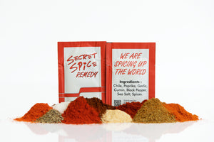 "Secret Spice Remedy On-The-Go ""Packets"""