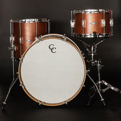 C&C / Player Date 1 / Brown Mahogany Satin / 20-12-14