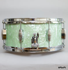 C&C / Player Date 1 Snare / 6.5 x 5 / Mint Marine Pearl.