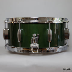 C&C / Player Date 1 Snare / 6.5 x 14 / Cadillac Green