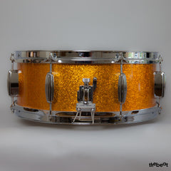 C&C / Player Date 1 Snare / 5.5 x 14 / Gold Sparkle